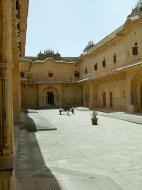 Asisbiz Rajasthan Jaipur Nahargarh Fort compound India Apr 2004 04