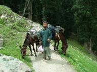 Asisbiz Kashmir Pahalgam Valley Treking by mountain pony India Apr 2004 011