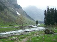 Asisbiz Kashmir Pahalgam Valley Treking by mountain pony India Apr 2004 041