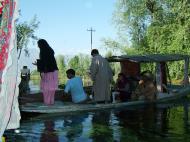 Asisbiz Kashmir Srinagar Shikaras Dal lake India Apr 2004 16