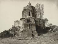 Asisbiz Temple Jyeshteswara Shankaracharya Takht i Suliman Hill Srinagar 220BC