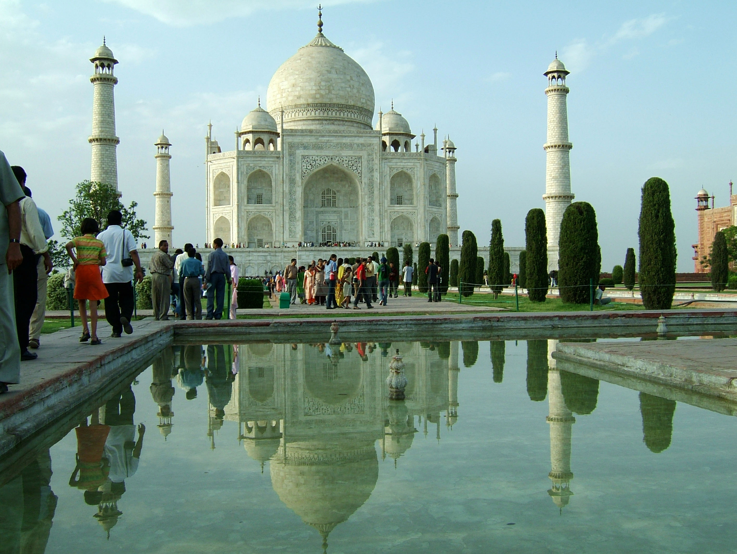 Asisbiz Photos Of Taj Mahal ताज महल تاج محل India
