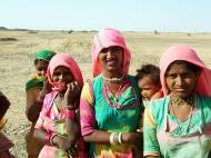 Asisbiz Rajasthan Jaisalmer Thar Desert tribes Gypseys Arp 2004 05