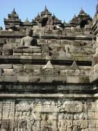 Asisbiz Java Yogyakarta Yogya Borobudur Pagoda Mosaics Aug 2000 05