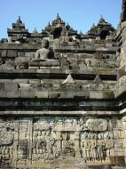 Asisbiz Java Yogyakarta Yogya Borobudur Pagoda Mosaics Aug 2000 09