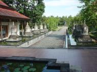 Asisbiz Mendut Monastery Mungkid Magelang Regency Central Java Aug 2000 01
