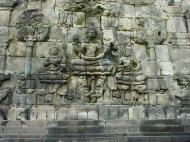 Asisbiz Mendut Temple Mungkid Magelang Regency Central Java Aug 2000 05
