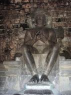 Asisbiz Mendut Temple Mungkid Magelang Regency Central Java Aug 2000 14
