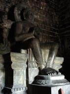 Asisbiz Mendut Temple Mungkid Magelang Regency Central Java Aug 2000 17