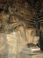 Asisbiz Mendut Temple Mungkid Magelang Regency Central Java Aug 2000 18