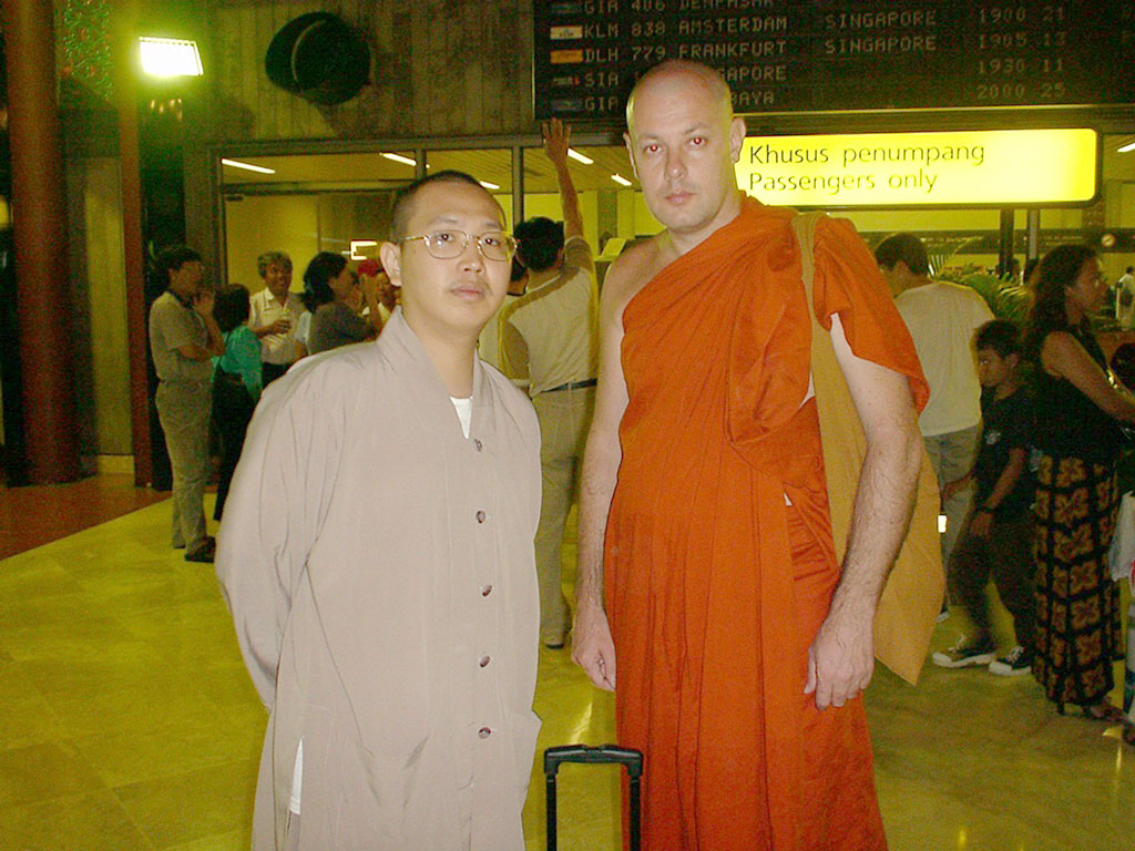 Jakarta Airport Aug 2000 01