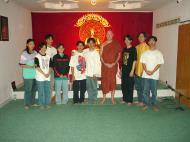 Asisbiz Yogyakarta Buddhist Group Aug 2000 01