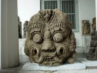 Asisbiz Indonesia Jakarta National Museum Gajah Artifacts Aug 2000 03
