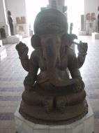 Asisbiz Indonesia Jakarta National Museum Gajah Artifacts Aug 2000 15
