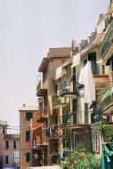 Asisbiz Travel photos featuring local Architecture around Rapallo Italy 06