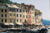 Asisbiz Travel photos featuring the marina around panoramic Portofino Tigullio Gulf Liguria Italy 11