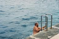 Asisbiz Travel photos featuring the marina around panoramic Portofino Tigullio Gulf Liguria Italy 12