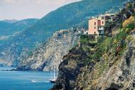 Asisbiz Travel photos of the Italian coastline around Rapallo Italy 03