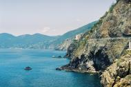 Asisbiz Travel photos of the Italian coastline around Rapallo Italy 04