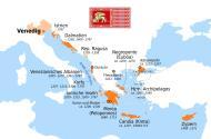 Asisbiz 0 Map Venezianische Kolonien