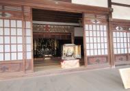 Asisbiz Byodo in Buddhist temple Kannondo Buddhist shrines Mar 2010 02