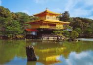 Asisbiz 0 Postcards Kinkaku ji Summer
