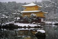 Asisbiz 0 wikipedia Kinkaku ji Winter