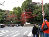 Asisbiz Kinkaku ji Temple 00 entrance Kyoto Japan Nov 2009 01
