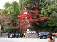 Asisbiz Kinkaku ji Temple 00 entrance Kyoto Japan Nov 2009 02