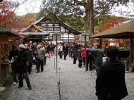 Asisbiz Kinkaku ji Temple 01 Ticket office Kyoto Japan Nov 2009 03