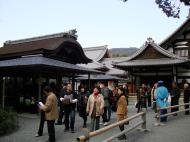 Asisbiz Kinkaku ji Temple 01 Ticket office Kyoto Japan Nov 2009 04