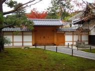 Asisbiz Kinkaku ji Temple 01 Ticket office Kyoto Japan Nov 2009 09