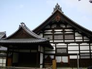 Asisbiz Kinkaku ji Temple 03 the priests living quarters Kyoto Japan Nov 2009 01