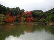 Asisbiz Kinkaku ji Temple 05 the pond of Kyoko chi Japan Nov 2009 05
