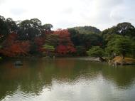 Asisbiz Kinkaku ji Temple 05 the pond of Kyoko chi Japan Nov 2009 06