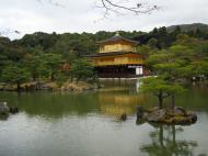 Asisbiz Kinkaku ji Temple 07 The Golden Pavilion Kyoto Japan Nov 2009 01