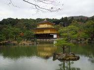 Asisbiz Kinkaku ji Temple 07 The Golden Pavilion Kyoto Japan Nov 2009 02