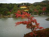Asisbiz Kinkaku ji Temple 07 The Golden Pavilion Kyoto Japan Nov 2009 03