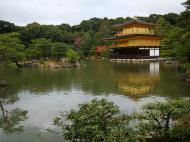 Asisbiz Kinkaku ji Temple 07 The Golden Pavilion Kyoto Japan Nov 2009 05