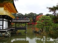 Asisbiz Kinkaku ji Temple 07 The Golden Pavilion Kyoto Japan Nov 2009 06