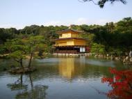 Asisbiz Kinkaku ji Temple 07 The Golden Pavilion Kyoto Japan Nov 2009 07