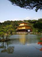 Asisbiz Kinkaku ji Temple 07 The Golden Pavilion Kyoto Japan Nov 2009 08