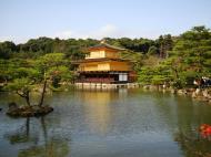 Asisbiz Kinkaku ji Temple 07 The Golden Pavilion Kyoto Japan Nov 2009 09