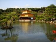 Asisbiz Kinkaku ji Temple 07 The Golden Pavilion Kyoto Japan Nov 2009 10
