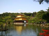Asisbiz Kinkaku ji Temple 07 The Golden Pavilion Kyoto Japan Nov 2009 12
