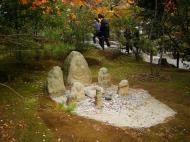 Asisbiz Kinkaku ji Temple 11 Buddha wishing bowl Kyoto Japan Nov 2009 03