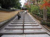 Asisbiz Kinkaku ji Temple 18 Zen Gardens Kyoto Japan Nov 2009 04