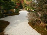 Asisbiz Kinkaku ji Temple 18 Zen Gardens Kyoto Japan Nov 2009 10