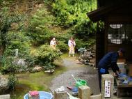 Asisbiz Kinkaku ji Temple 18 the priests Kyoto Japan Nov 2009 05