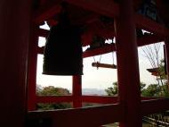 Asisbiz Bronze Bell tower Kiyomizu dera Kyoto Nov 2009 02